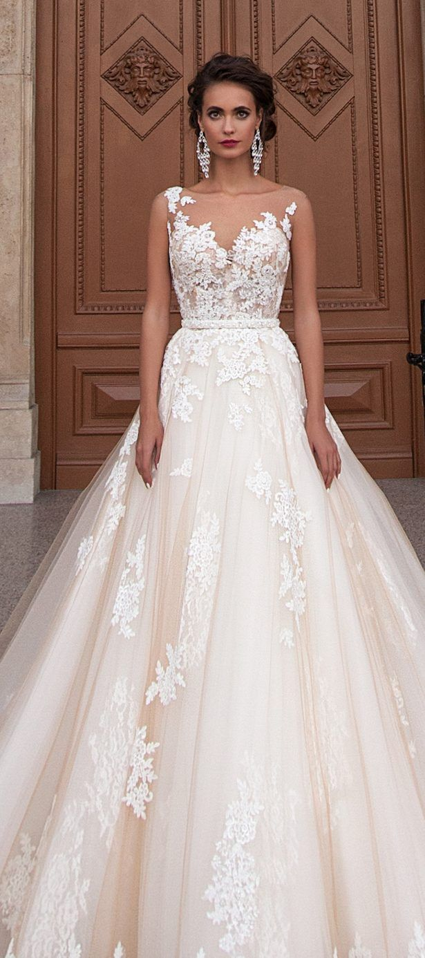 Milla Nova 2016 Bridal Collection | Bridal collection, Belle and ...