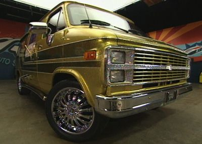 The Pimp List: '84 Chevrolet G20 Van | Vantastic | Chevrolet van