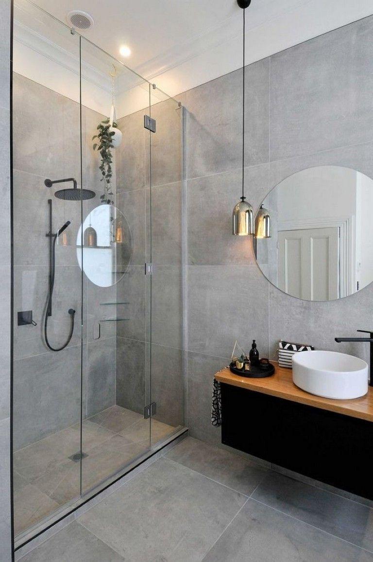 45 Best Modern Touch For Your Interior Home Decor Modern Bathroom Elegant Bathroom Bathroom Design Elegant bathroom ideas pinterest