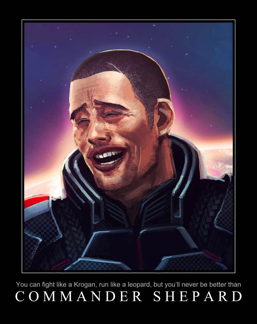 Mass Effect Fendomy Shepard Me Art Mass Effect Mass