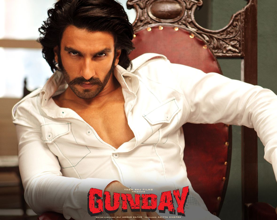 Ranveer Singh - Gunday | Ranveer singh, Bollywood actors, Actor