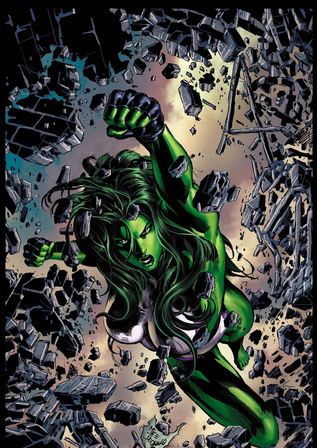 She-Hulk (With images) | Shehulk, Marvel heroes, Superhero comic
