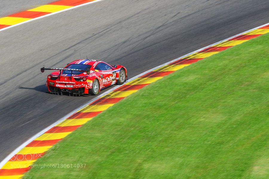 24h of Spa 2015 - Eau Rouge by livemotorsport #Sports #fadighanemmd