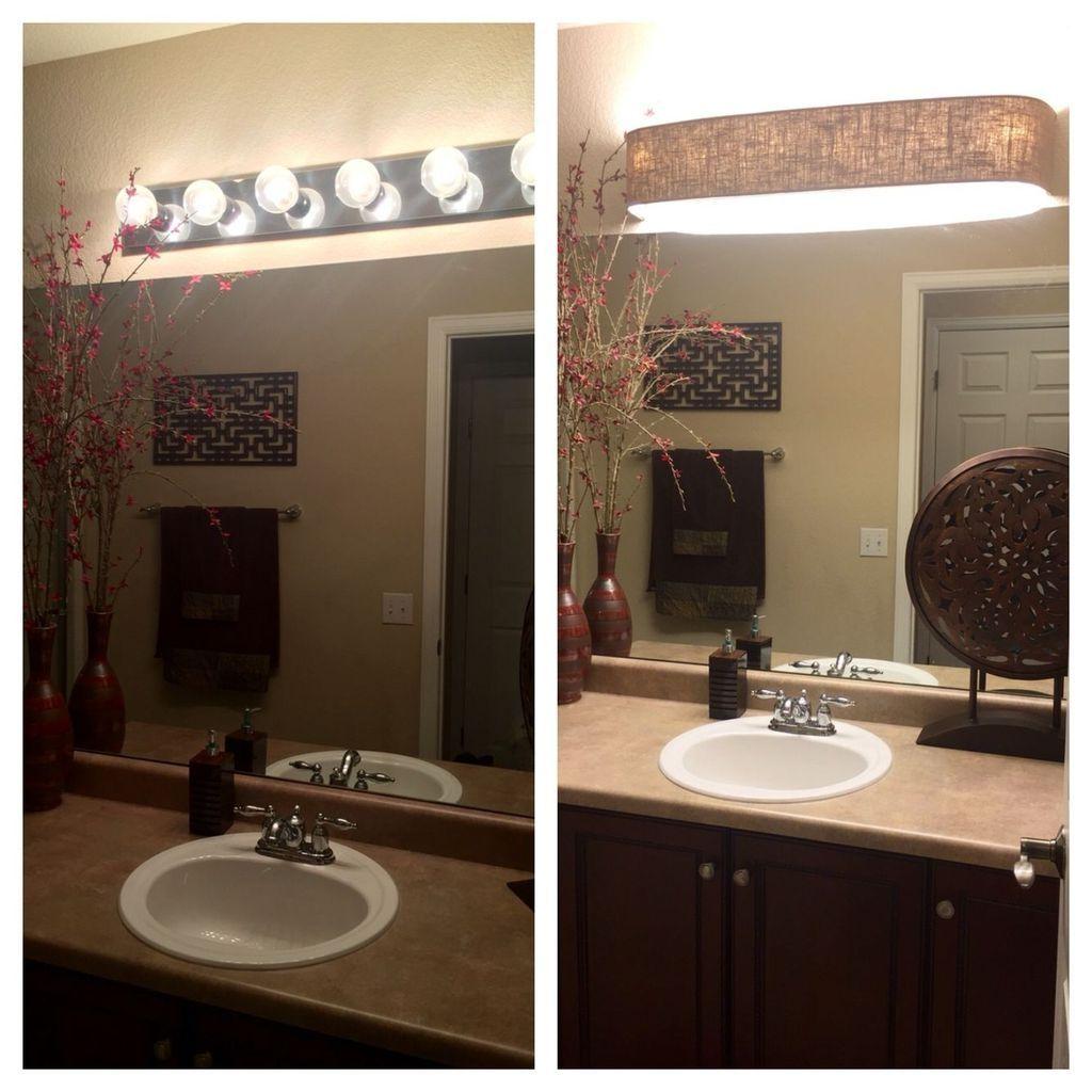 30 Captivating Diy Lighting Ideas For Small Apartment Bathroom