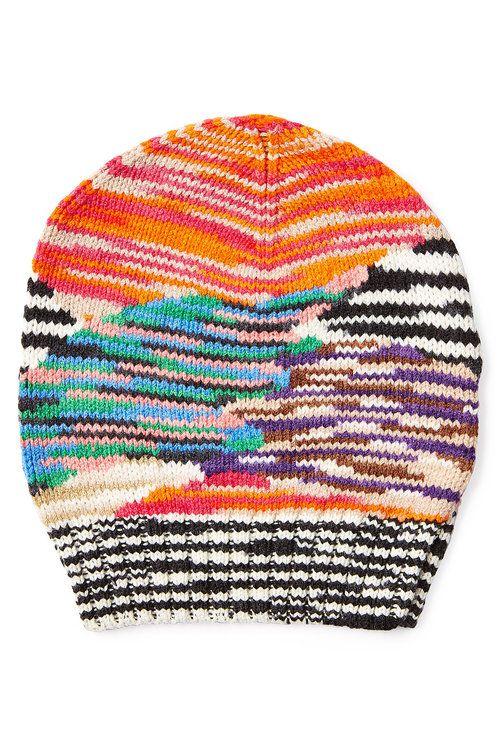 2040ac97953f6c MISSONI . #missoni #   Missoni   Hats, Missoni, Knitted hats