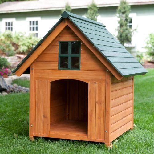Boomer George T Bone Dog House Dog Houses At Hayneedle