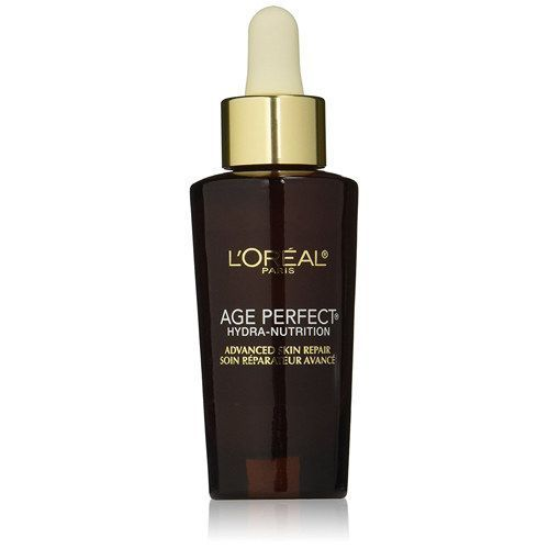 Take sun damage and dark spots head on with Loreal Paris' skin repair   serum. | 22 Of The Best Face Serums You Can Get On Amazon #SkinCareTipsForBeginners #AntiAgingFaceSerum #faceserum