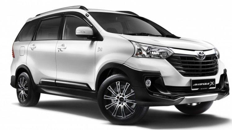 Toyota New Avanza Di 2019 Toyota Corolla Toyota Dan Toyota Camry
