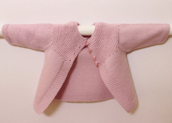 Baby Cardigan Knitting Pattern Instructions In French Pdf