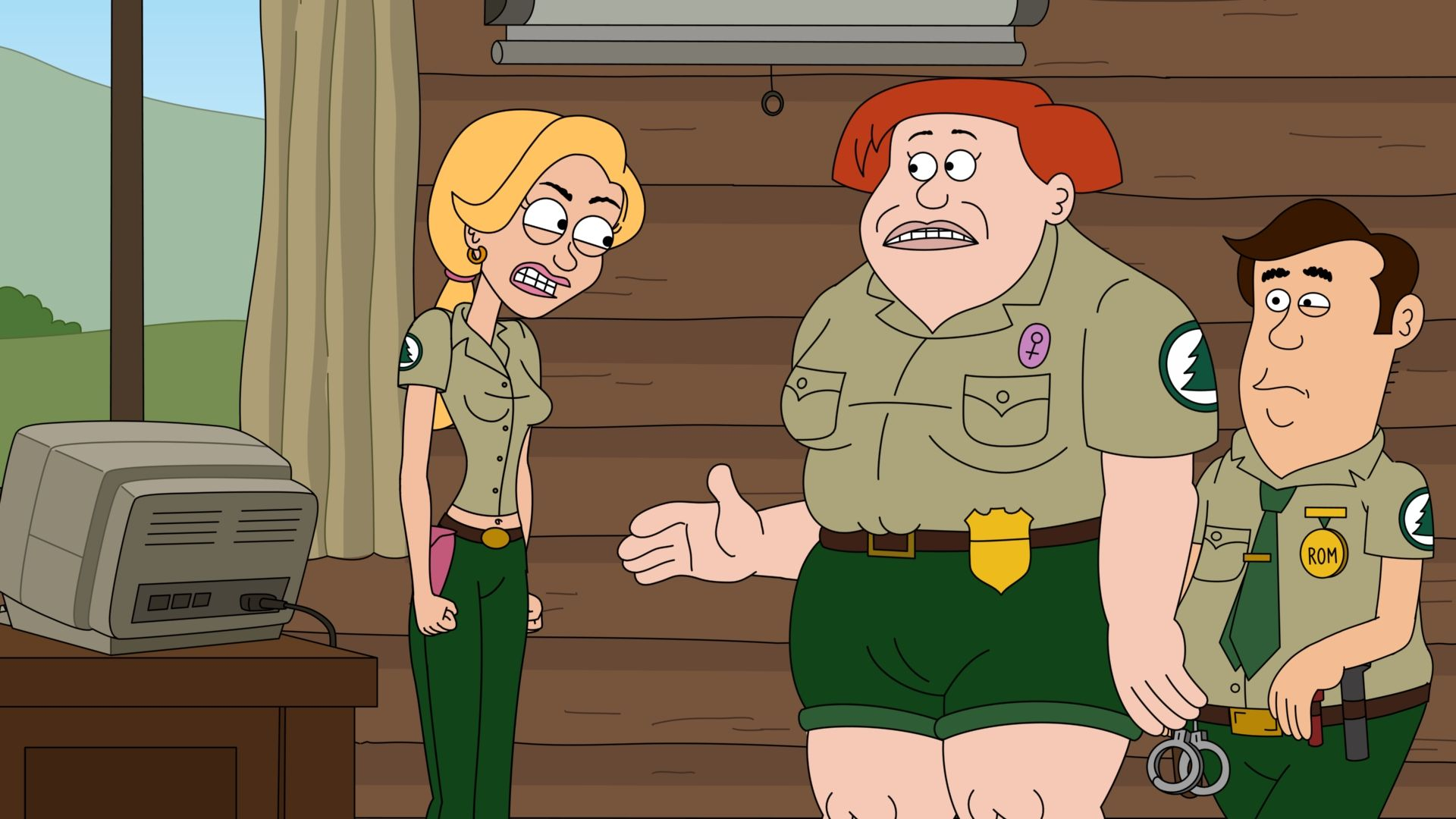 13a1e279a666f1f6d004cff4bb3b4fa0 welcome to brickleberry from the series premiere on september 25