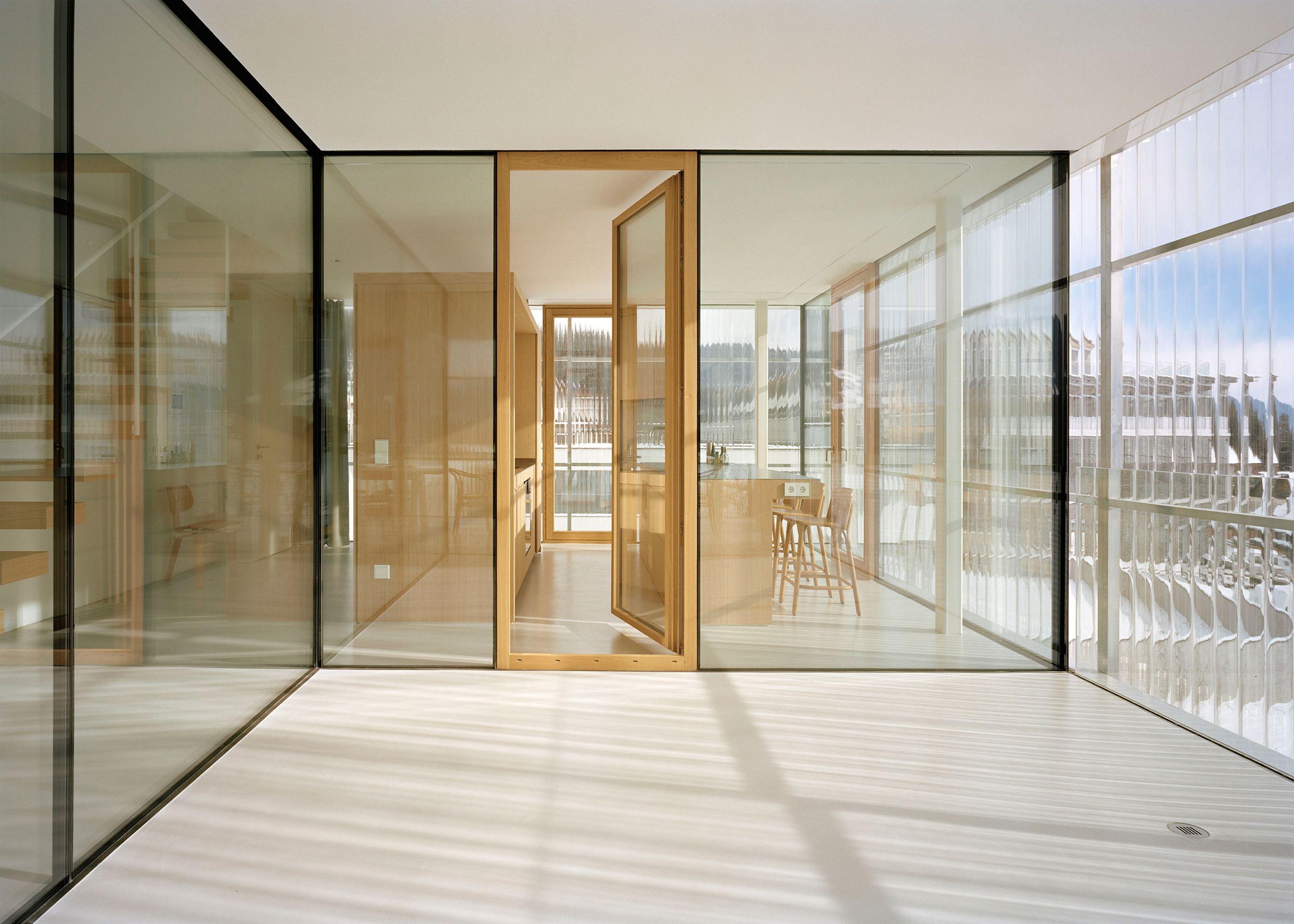 Haus Tegernsee su und z Architekten Stresa Pinterest