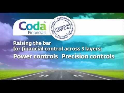 Coda Financials V12 Destination Control Unit4 8217 S Best Of
