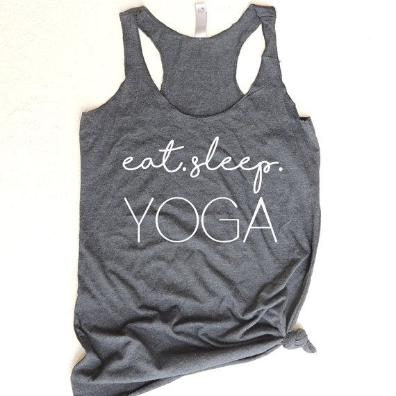 Workout Tank Top Fitness Tank Top Yoga Shirt Gym by Fitology