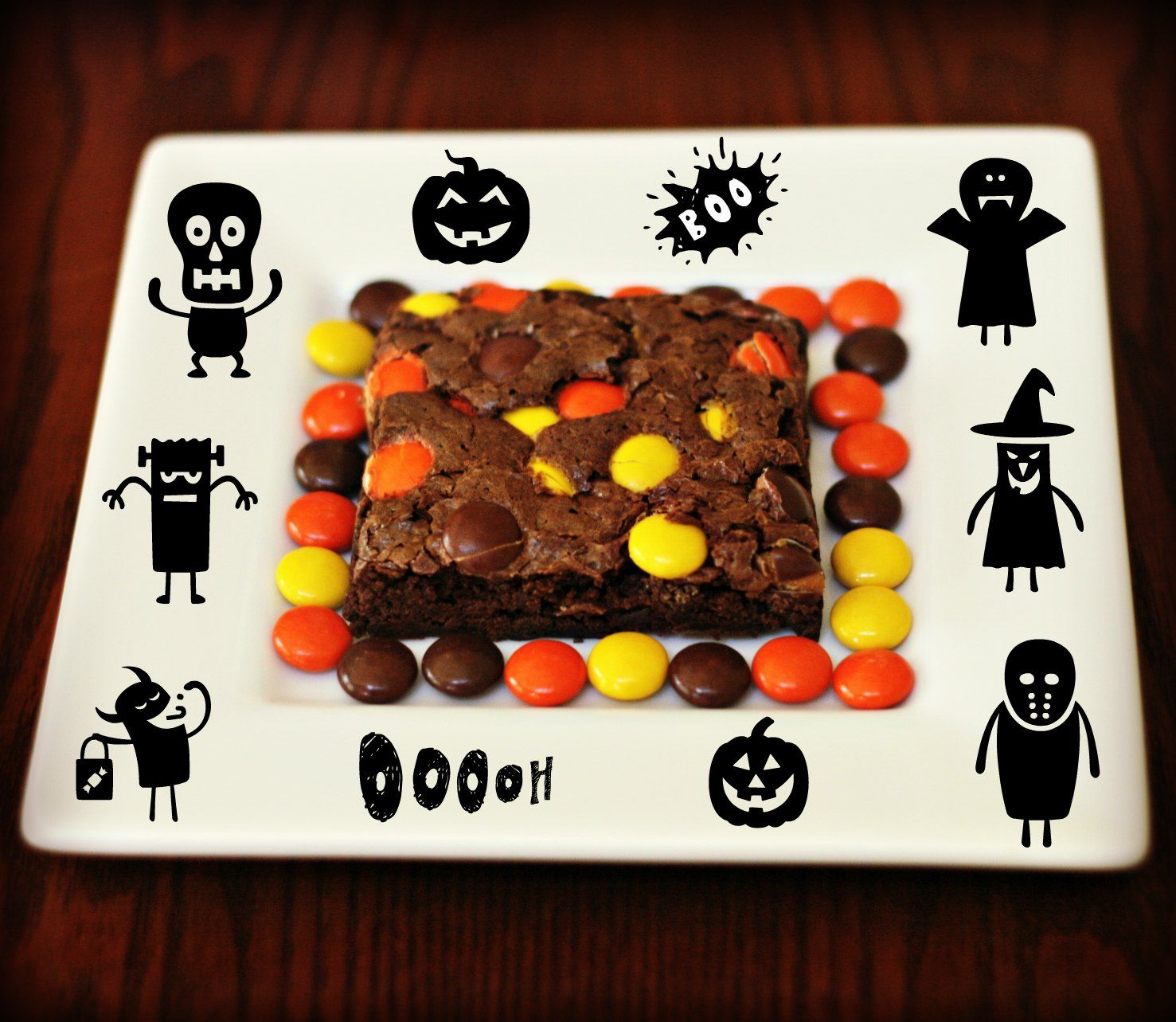 Win Halloween yummies from Barbara Hershey Cadbury