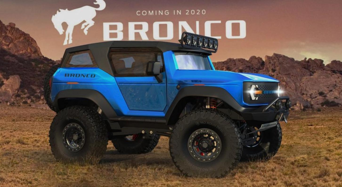 2020 Ford Svt Bronco Raptor Cakhd Cakhd Ford Bronco Bronco New Suv