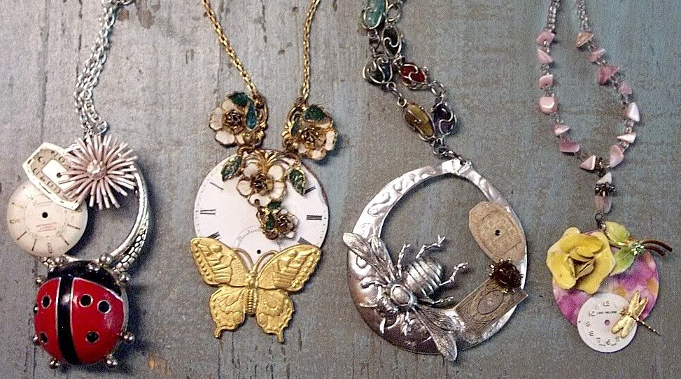 Making Repurposed Jewelry Is A Fun Way To Put New Life