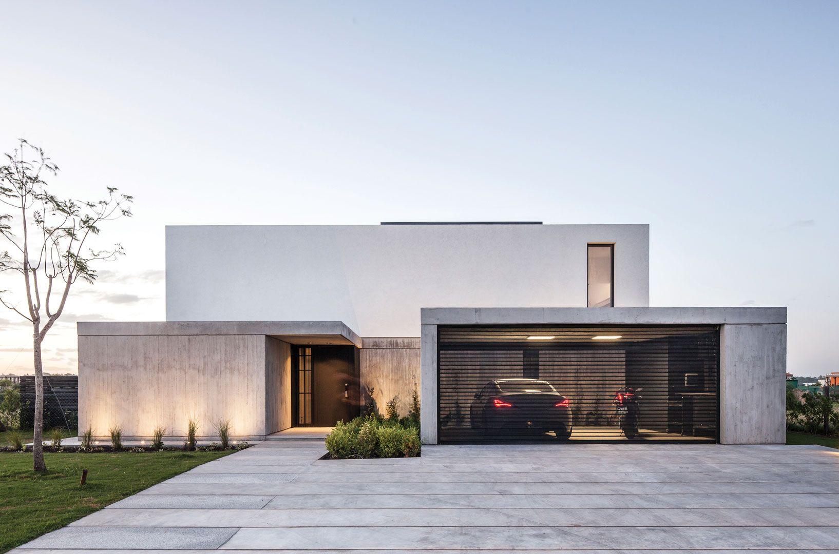 Gmarq govetto mansilla arquitectos mansilla casa estilo for Estilos de casas arquitectura