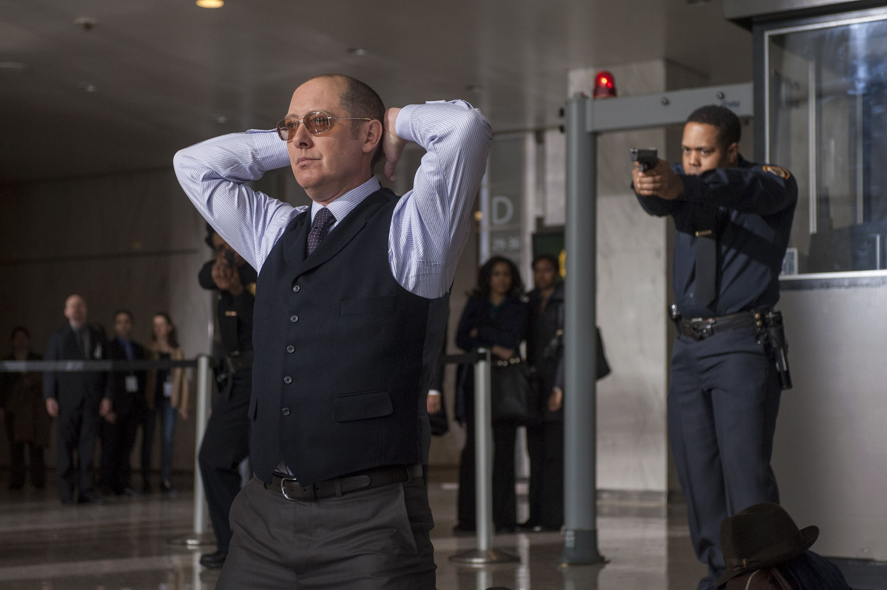 Red Reddington es un villano como pocos