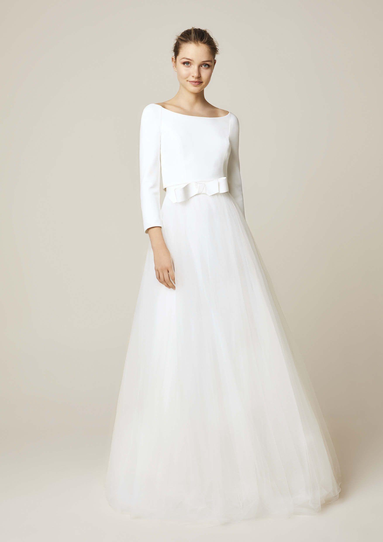 Vestidos de novia de jesus peiro 2016