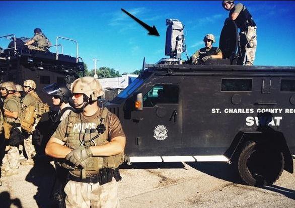 Sound Canons Used In Ferguson Emit 162 Decibels Of Deterrent