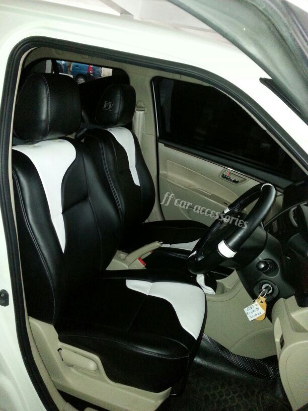 car seat cover for MARUTI SWIFT Dzire customized by ff car