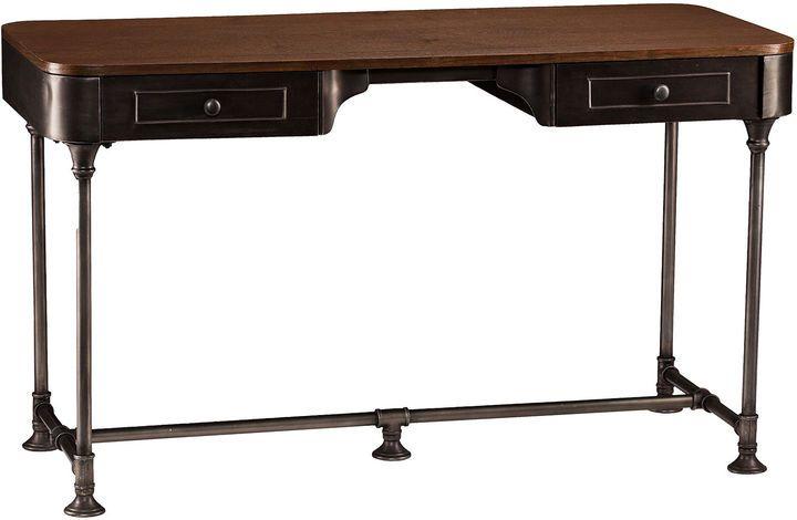 Asstd National Brand Payne Industrial 2 Drawer Desk Office Furniture Sale Home Office Furniture Sets Office Furniture Set