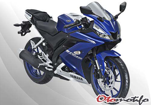 All New Yamaha R15 Motor Yamaha Motor Biru