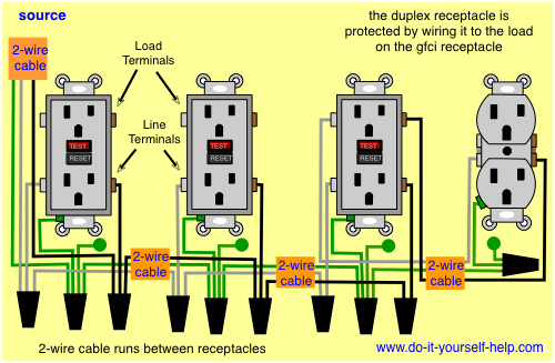 Wiring diagram receptacles in series electrical pinterest wiring diagram receptacles in series electrical pinterest diagram electrical wiring and basic electrical wiring asfbconference2016 Choice Image