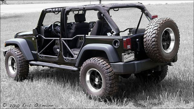 592 2008 Jeep Wrangler Unlimited 4dr Jeep Wrangler 2008 Jeep
