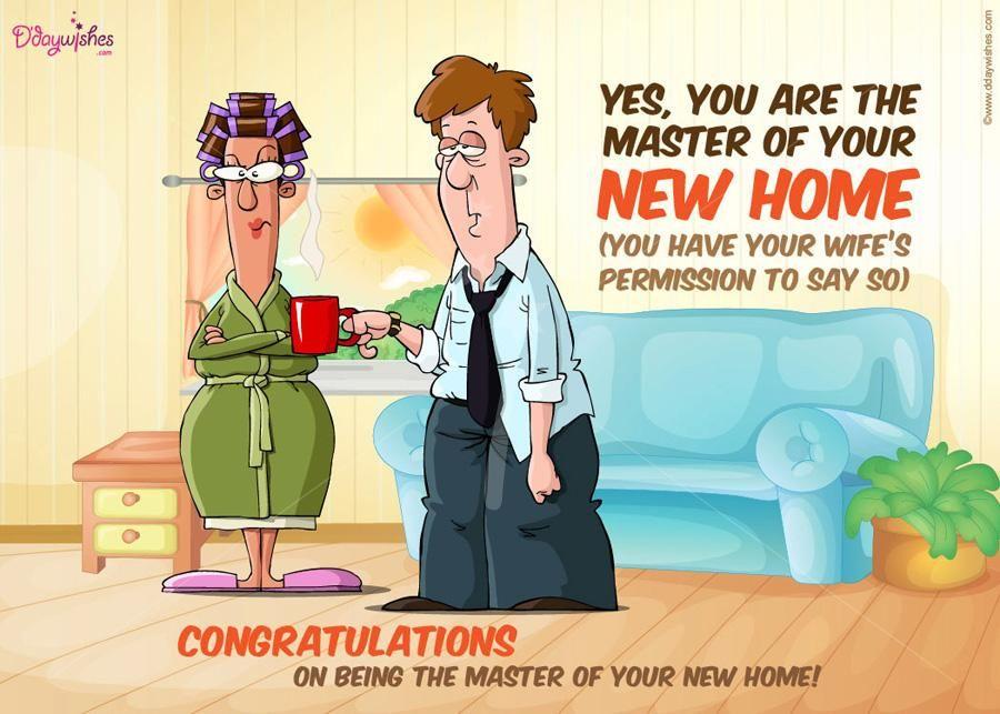 new house congratulations