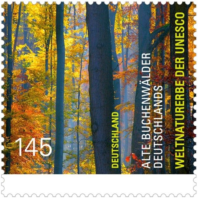 Forest / Forests / Ecosystems on Stamps Stamp Community