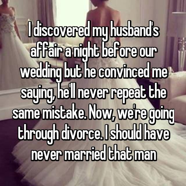 17 Raw Confessions From Wives Who Found Out Their Husbands Cheated