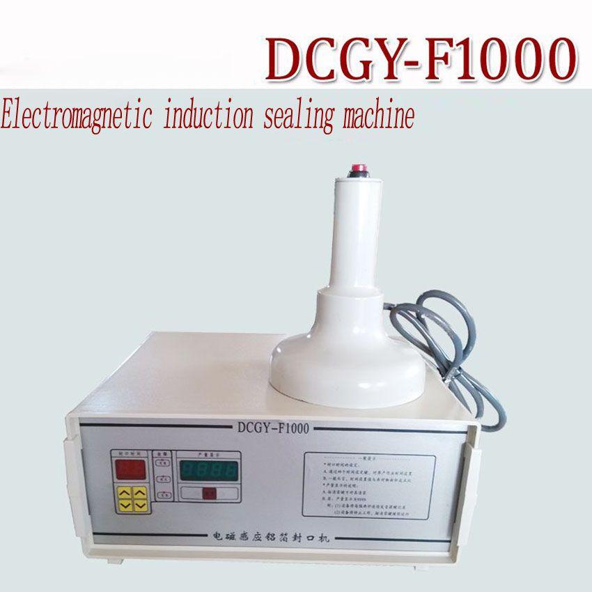 1pc Electromagnetic Induction Sealing Machine Medical Plastic Bottle Cap Sealer Sealing Plastic Bottle Caps Electromagnetic Induction Plastic Bottles