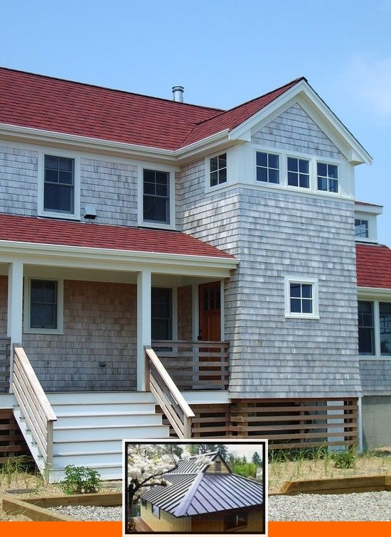 Best Metal Roof Colors That Reflect Heat And Metal Roof Colors 640 x 480