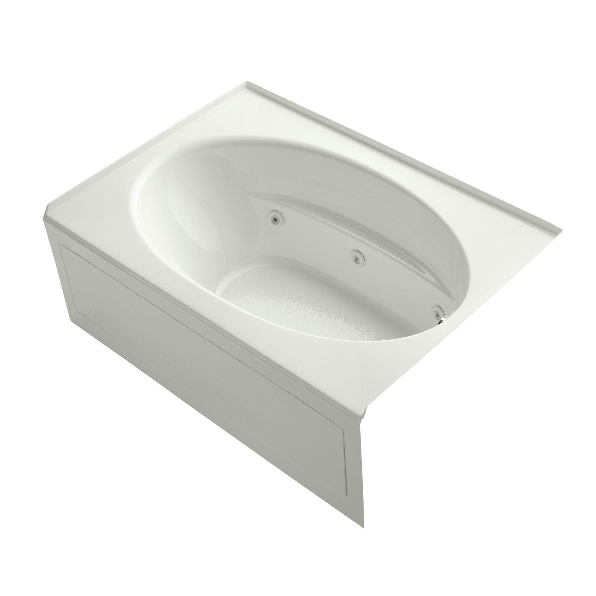 "Windward 60"" x 42"" Whirlpool Bathtub"