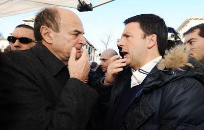 notizie  G.M.:  Direzione Pd, Renzi incassa ok. Bersani: 'Apertur...