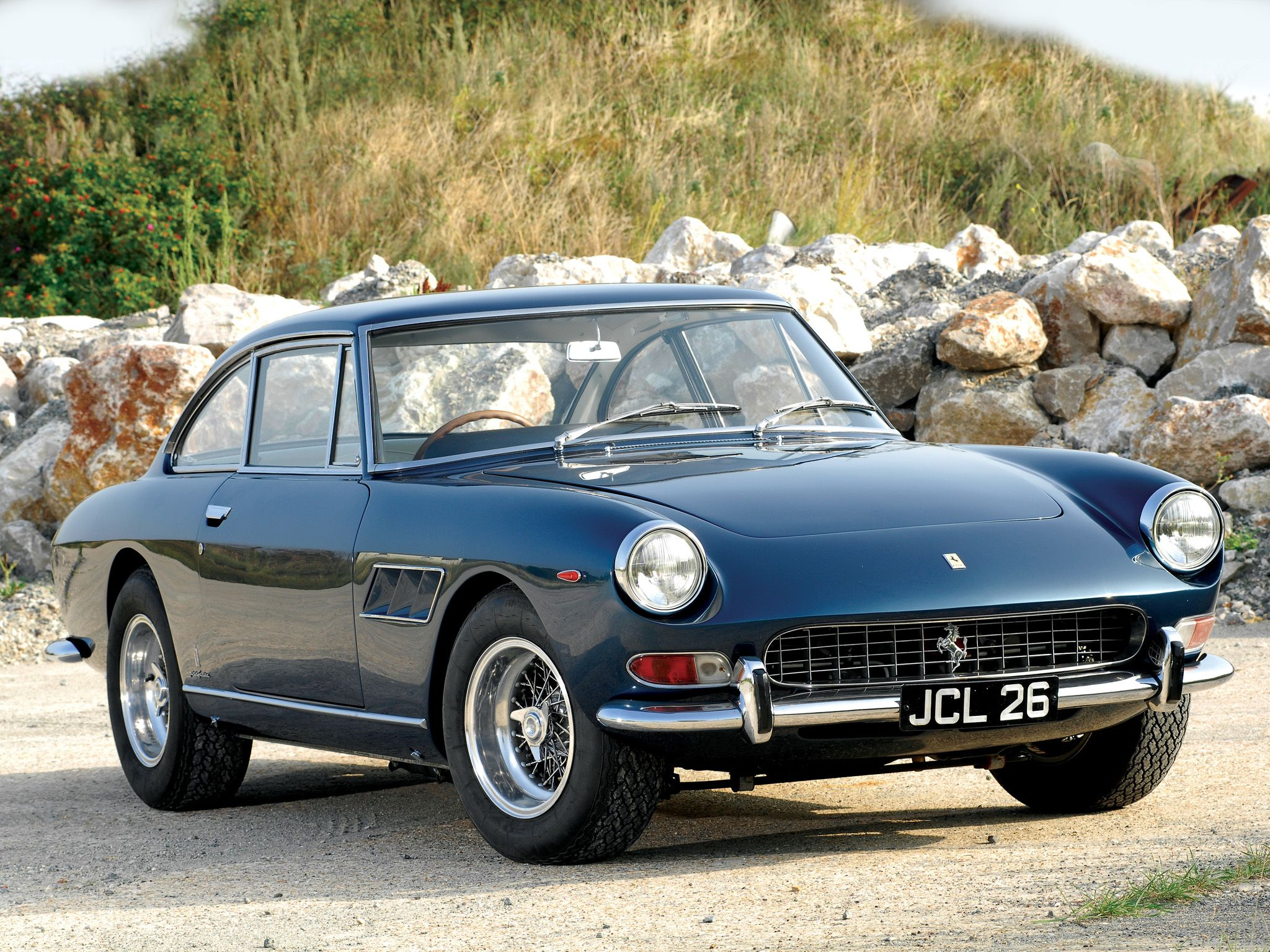 Ferrari 330 GT UK Spec (Series II) Maintenance Of Old Vehicles: The  Material For New Cogs/casters/gears/pads Could Be Cast Polyamide Which I  (Cast ...