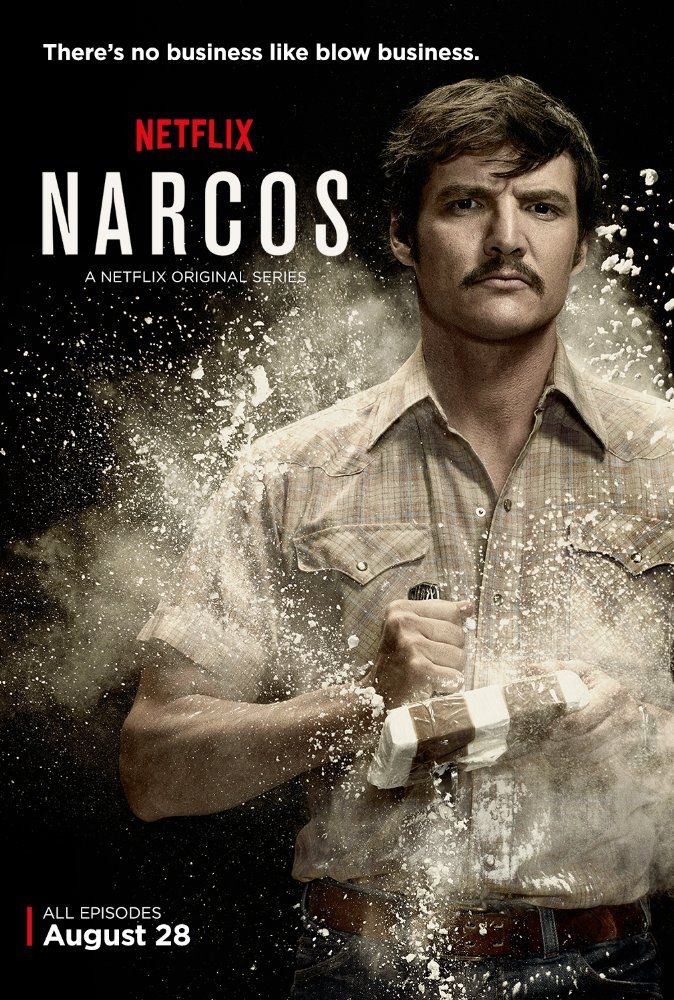 Pedro Pascal as Javier Peña in Narcos  | Politicians & who else