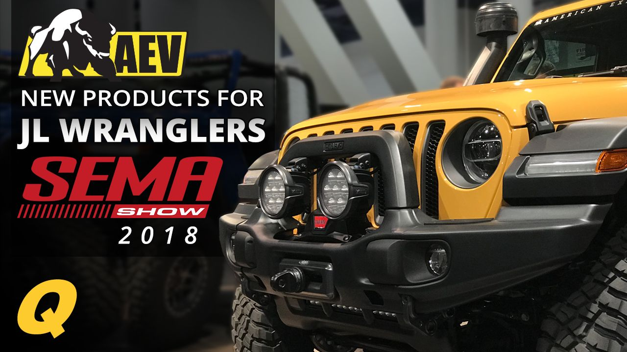Brand New Products Coming From Aev That Were Released At The