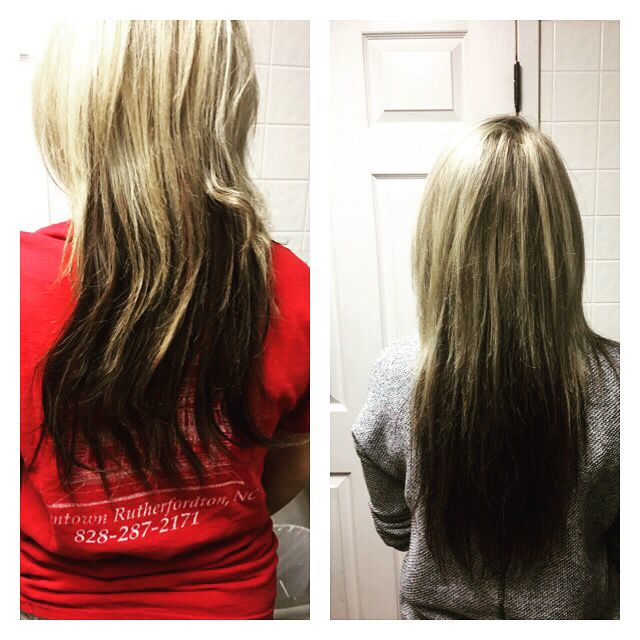 My very own hair after one month of using MONAT regrowth system! Longer, fuller and healthier! Let's get your journey started to having beautiful hair! Carringtonstott.mymonat.com  Or find me on Facebook! @monat.carringtonstott  Can't wait to hear from you! #hair #monat #regrowth #healthy #healthyhair #natural #naturalproducts #haircare #beauty