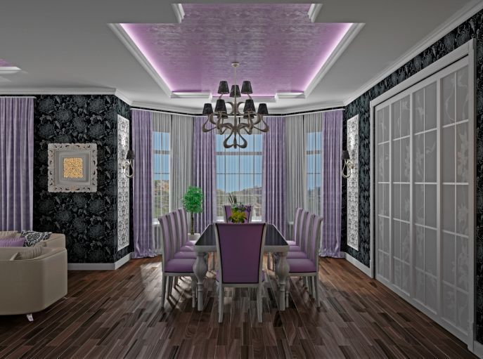 101 Dining Room Decor Ideas (2019 Styles, Colors And Sizes