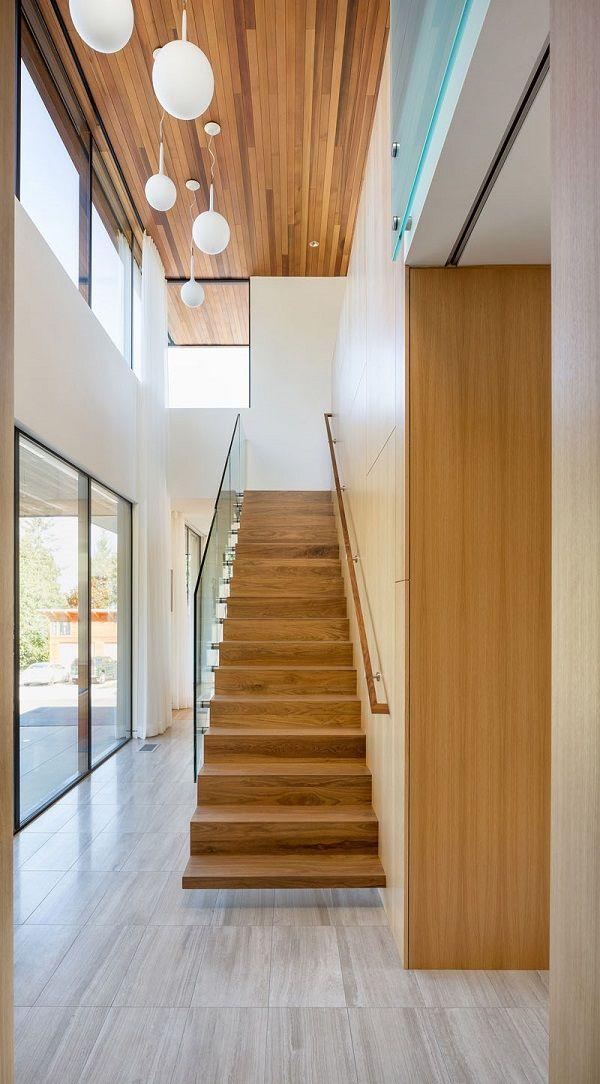 Casas Minimalistas y Modernas Escaleras en Casas Minimalistas - casas minimalistas