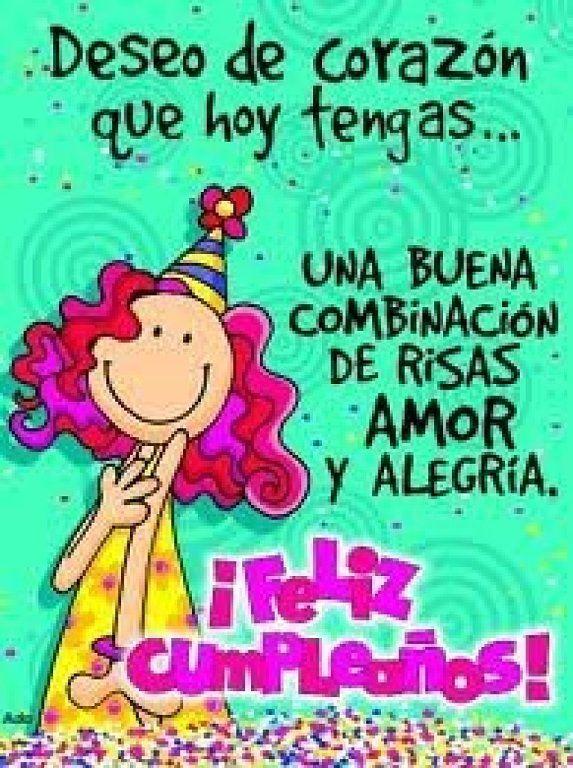 imagenes-de-feliz-cumpleaños-a-una-tia-2.jpg (573×768) | So true ...