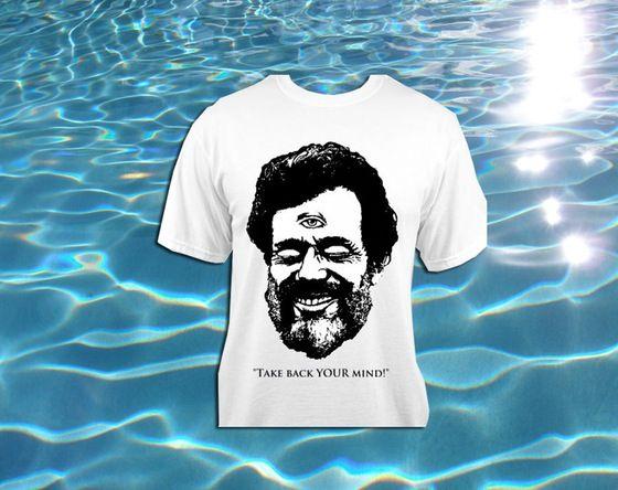 """Image of Inverse """"Trippy McKenna"""" T-shirt"""