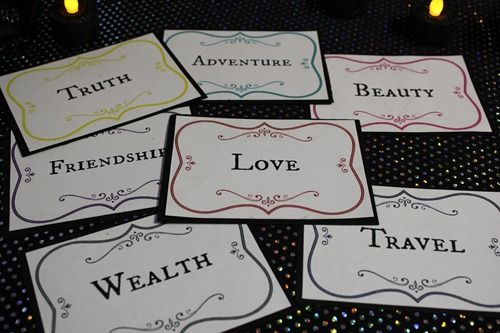 Good Fortune Fortune Telling Game For Kids Fortune Cards