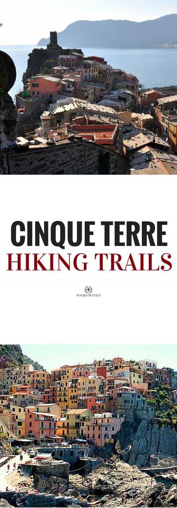 Hiking the Cinque the Cinque Terre will take you to stunning towns like Vernazza. Find out how to enjoy these incredible paths!
