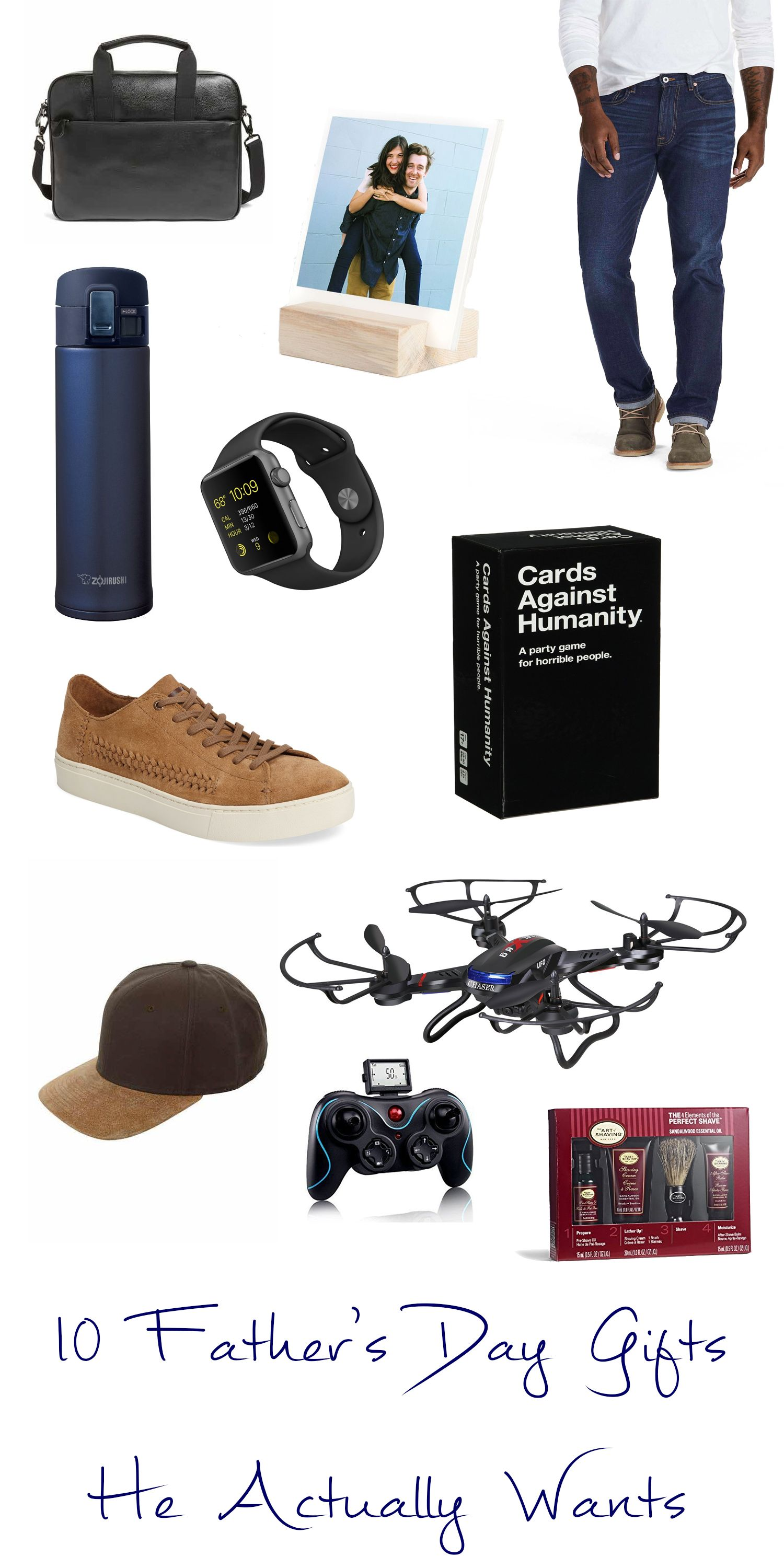 10 Fathers Day Gifts Your Husband Will Actually Be Excited To Receive