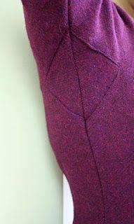 Underarm Gusset : underarm, gusset, Armpit, Gusset, Fitting, Sewing, Hacks,, Vintage, Patterns,, Sleeves