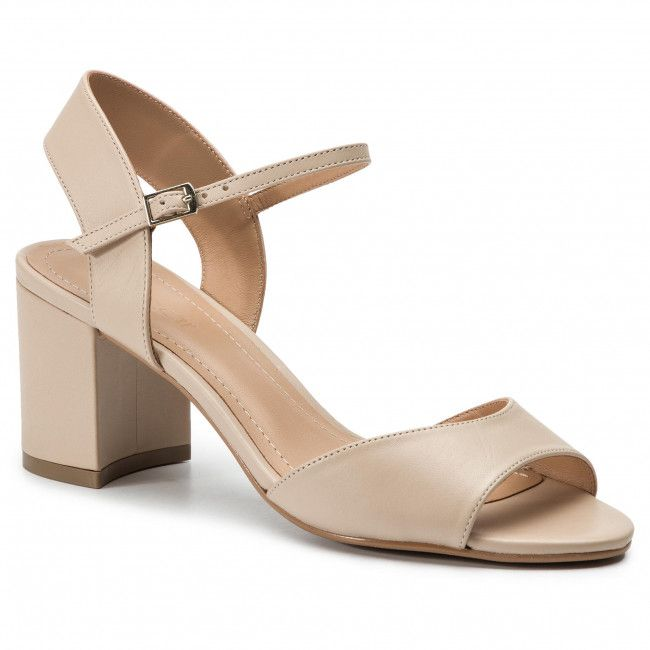 Sergio Rossi Suede Wedge Sandals | Beige sandals heels