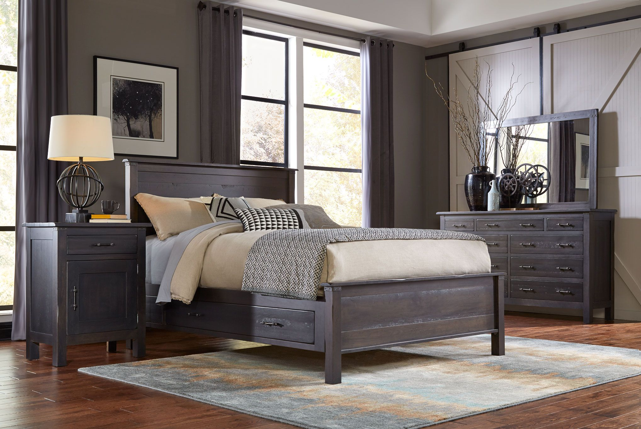 Wildwood Amish Bed Wood bedroom, Furniture, Amish furniture